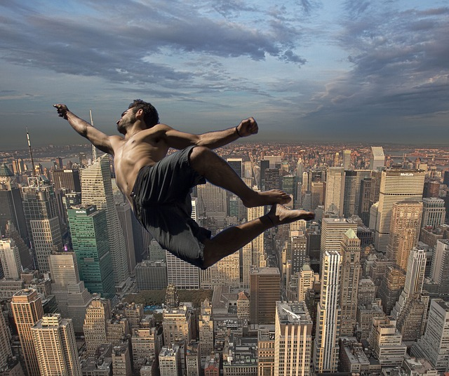 夢占い空を飛ぶ夢