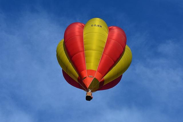 夢占い 空を飛ぶ夢 気球