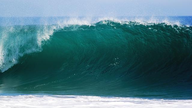 夢占い海の夢