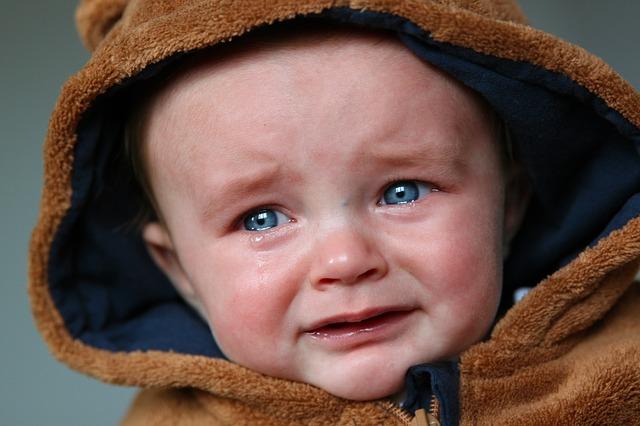 子供の夢 子供が泣く夢