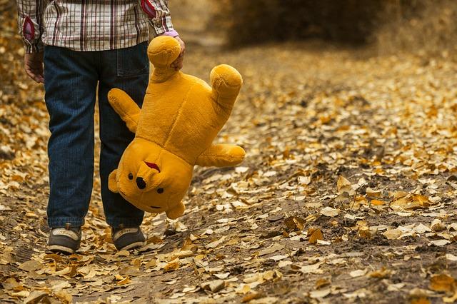 夢占い 熊 逃げる