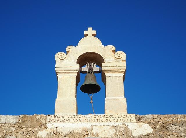結婚式の夢 教会の鐘