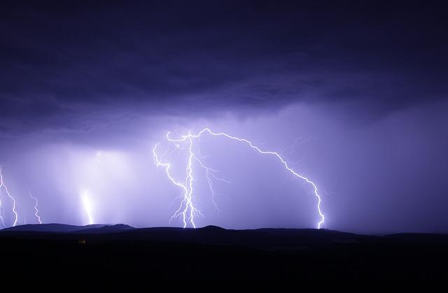 雷の夢 夢占い