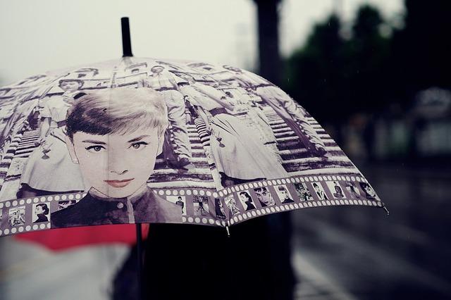 夢占い 雨の夢 傘