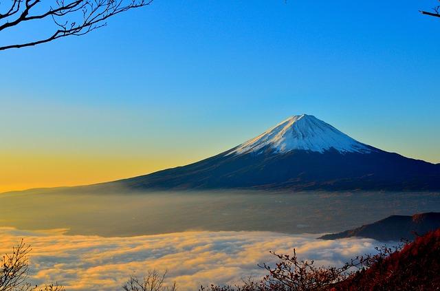 夢占 富士山の写真の夢