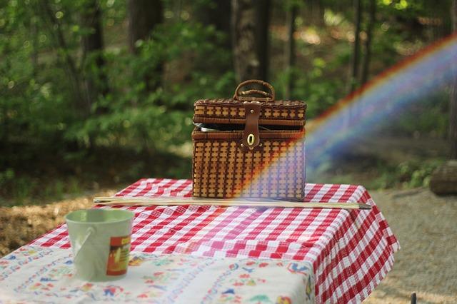 夢占い 虹の夢 公園