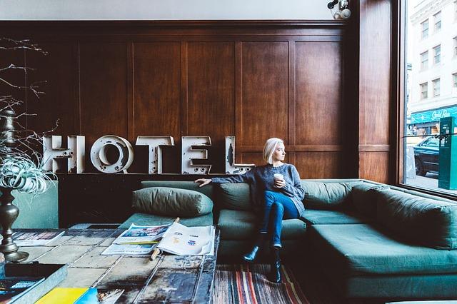 ホテルの夢占い