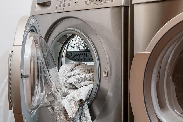 洗濯物、洗濯機の夢占い