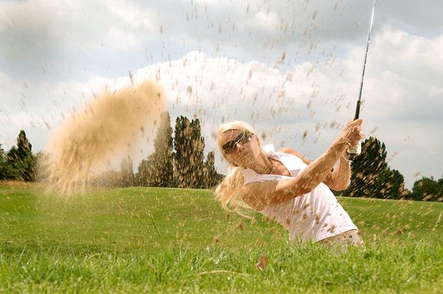 ゴルフの夢占い