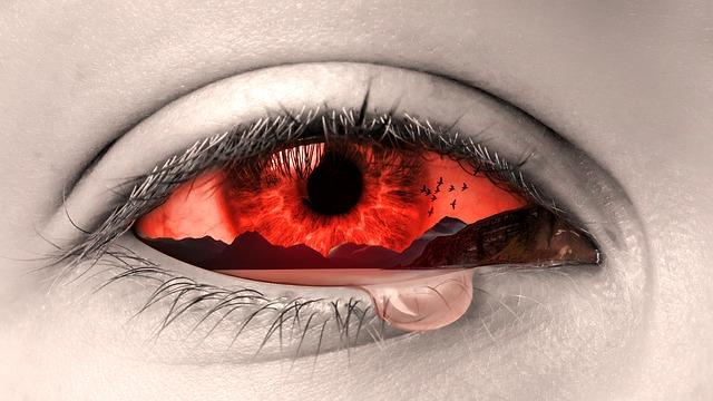 目の夢占い